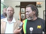 Le 1er Ministre Soro Guillaume a reçu en audience l'artiste reggae Tiken Jah Ticken jah