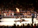 WWE Smackdown Tour Bercy Kane vs Henry chaise
