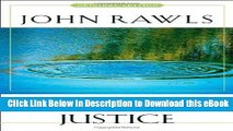 [Read Book] A Theory of Justice: Original Edition (Oxford Paperbacks 301 301) Kindle