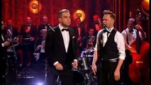 Robbie Williams & Ollie Murs - I Wanna Be Like You
