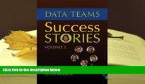 PDF [DOWNLOAD] Data Teams Success Stories,: Volume 1 HOUGHTON MIFFLIN HARCOURT  Trial Ebook