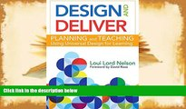 Download [PDF]  Design and Deliver: Planning and Teaching Using Universal Design for Learning For