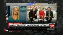 En direct à la télé américaine, un membre du Gouvernement Trump fait de la pub pour... Ivanka Trump !
