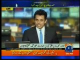 CM Punjab Meeting with cammatee at lahore 15 08 2016 Geo TV