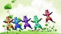 Cartoon Pet Animal Finger Family Nursery Finger Family Rhymes For Children | Cartoon Finger Family