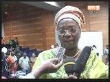La Coalition des femmes leaders de Côte d'Ivoire veulent plus de femmes à l'Assemblée Nationale