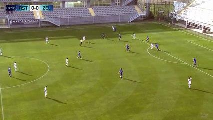 FK Željezničar - FC Astana 0:0 (prečka)