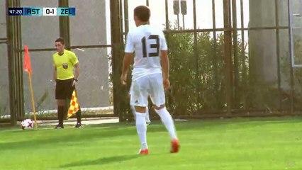 FK Željezničar - FC Astana 1:1 (Murtazayev)