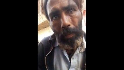 Pakistani Beggar Who Speaks English Fluently