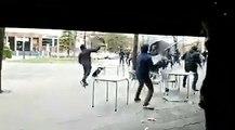 Incidents entre ultras d'Alaves et du Barça