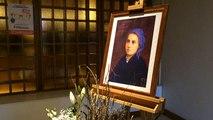 Messe en l'honneur de Notre-Dame de Lourdes à la Chapelle de l'hôpital de Saint-Lô