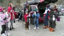 Hautes-Alpes : Les vacanciers heureux d'être arrivés dans le Champsaur pour les vacances