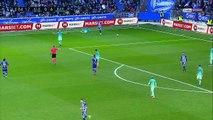 La grave blessure de d'Aleix Vidal !