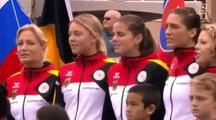 Boulette : les États-Unis jouent l'hymne nazi au lieu de l'hymne allemand avant la Fed Cup !