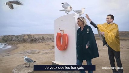 Les Hotus tapent l'incruste : Marine Le Pen - Émission d'Antoine du 11/02 - CANAL+