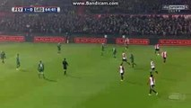 Jens Toornstra Second Goal HD - Goal HD - Feyenoord 2-0 Groningen - 11.02.2017 HD