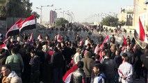 Siete muertos en choque de manifestantes y policías en Irak