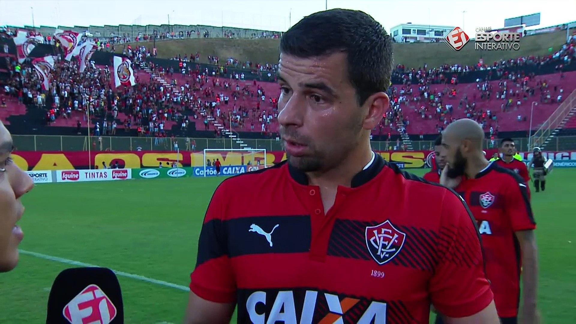 André Lima descreve gol e se emociona ao lembrar de lesão: 'Falaram que eu não voltaria a jogar