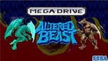 Jogo Completo - Altered Beast (Mega Drive)