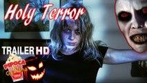 Demon movie HOLY TERROR 2017 trailer filme horror movie filmes de terror filme de demônio