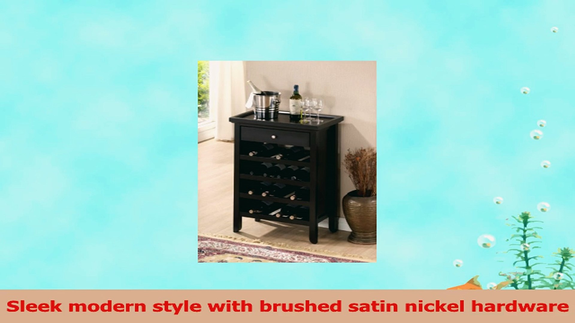 Awesome Roundhill Furniture Wood Wine Cabinet With Serving Tray Espresso 22621813 Andrewgaddart Wooden Chair Designs For Living Room Andrewgaddartcom