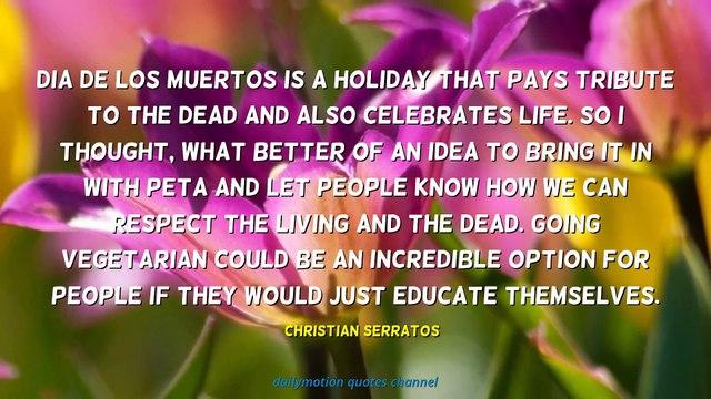 Christian Serratos Quotes