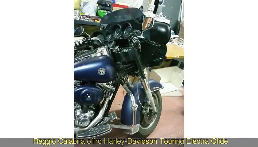 HARLEY-DAVIDSON  Touring Electra…