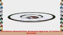 Portmeirion A Christmas Story 12Inch Hors dOeuvres Egg Tray e3207d04