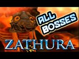 Zathura All Bosses   Final Boss (PS2, XBOX)