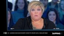 SLT : Laurence Boccolini a été victime de violences à l'époque du Maillon Faible (vidéo)
