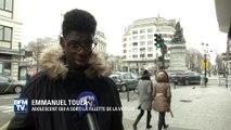 Bobigny: Emmanuel raconte comment il a sauvé la fillette d'une voiture en flammes
