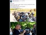By-Coeurs Cathares - Baptême Moto pour les Handicapés de Cagnac les Mines