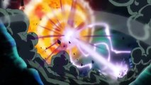 Vegeta & Trunks - Father Son Galick Gun! (Dragonball Super)