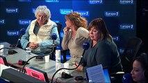 Quand Michèle Bernier chante du Joe Dassin dans le studio d'Europe 1