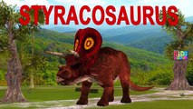 Mega Top Dinosaurs Finger Family Collection | Mega Dinosaurs Finger Family Nursery Rhymes