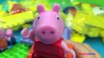 Peppa Pig George Crying Doctors #Finger Family #Nursery