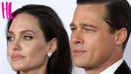Brad Pitt & Angelina Jolie - Their $400 Millon Divorce Battle
