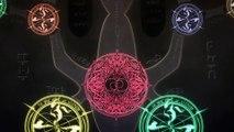 (60fps) Opening Shinmai Maou no Testament 02 burst