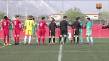 [HIGHLIGHTS] FUTBOL (Juvenil A): Sant Francisco - FC Barcelona (0-0)