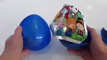TSUM TSUM STITCH! Disneys Stitch from Lilo and Stitch Giant Play-Doh Surprise Egg Opening! Toys