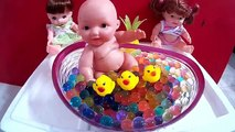 Jhonny Baby Doll Fun Bath Time With Quack BABY DOLL BABY DOLL