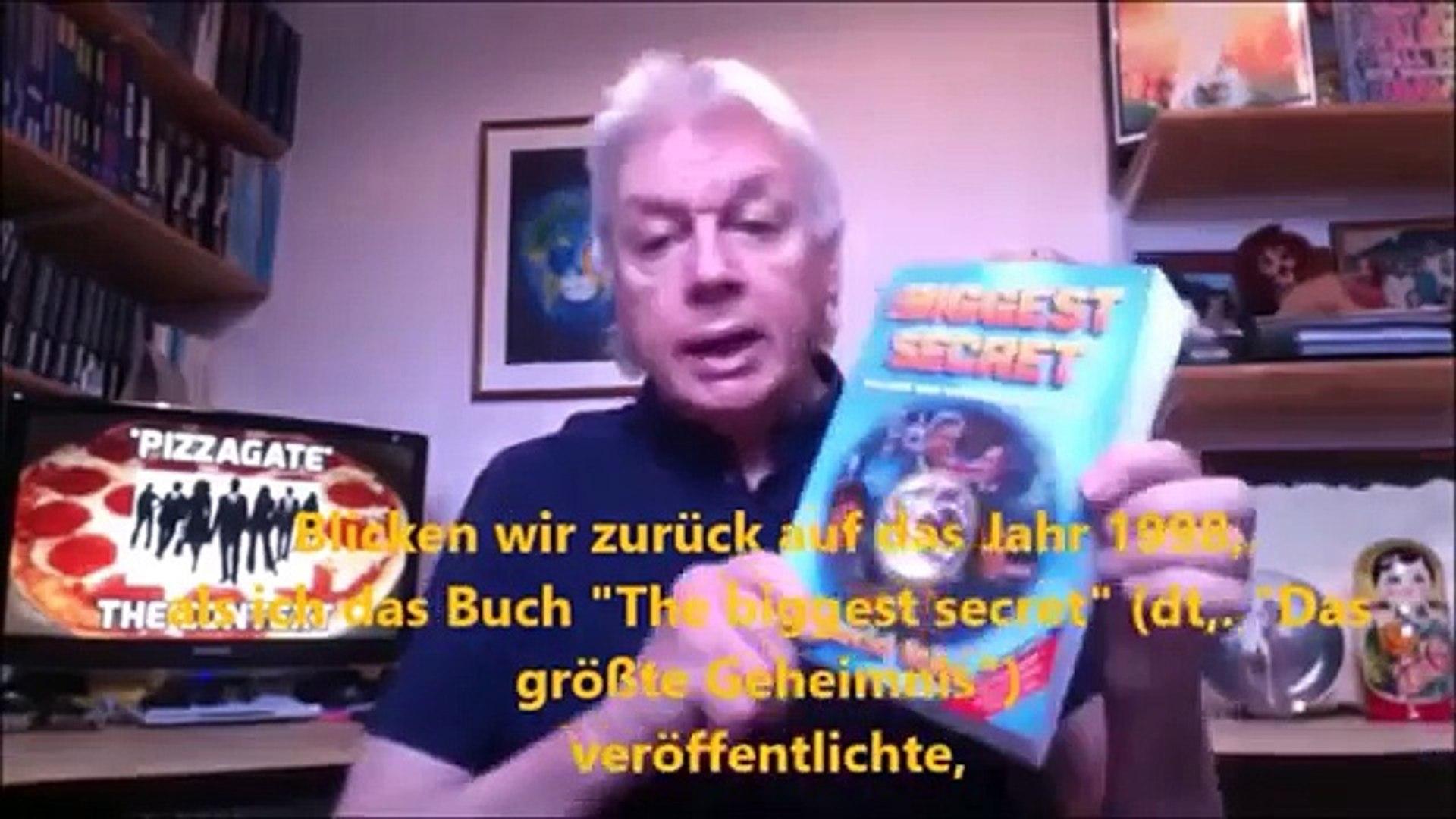 David Icke - Pizzagate - Der Kontext - Deutsch