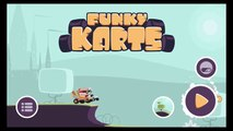 Funky Karts (By Willowbrite) - iOS / Android - Gameplay Video