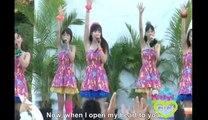 Morning Musume- Sakura Mankai (English Subbed)