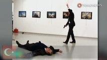 Embaixador russo morto por policial de folga na turquia.