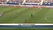 sc Heerenveen 1-2 AZ Alkmaar 12-02-2017