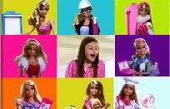 Mattel - Barbie Quero Ser & Artista e Baba de bebes