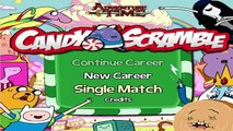 Adventure Time - Candy Scramble - Adventure Time Games