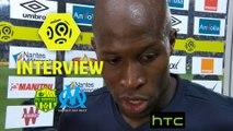 Interview de fin de match : FC Nantes - Olympique de Marseille (3-2) - (FCN-OM) Ligue 1 / 2016-17