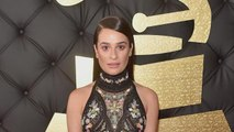 EXCLUSIVE: Lea Michele Adorably Gushes Over Meeting Celine Dion at the GRAMMYs: 'I'm the Biggest Fan'
